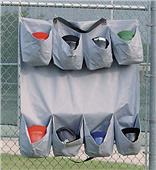 Athletic Specialties Batting Helmet Rack Bags