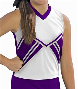 Pizzazz Cheerleaders Spirit Uniform Shells