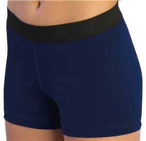 "Pizzazz Pro Comfort Fit 3"" Shorts"