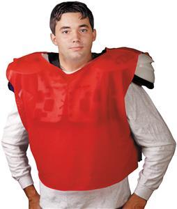 Heavy Duty Pull-over Nylon Scrimmage Vests