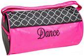 Sassi Designs Dance Lattice Design Duffel Bag