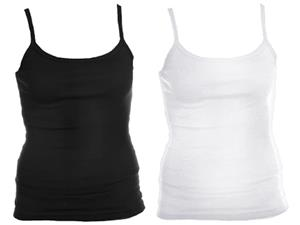 Womens Spaghetti Strap Practice Camis