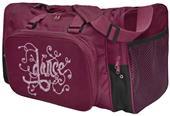 Sassi Designs Dance Scribble Duffel Bag