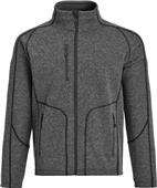 Landway Adult Metro Sweater-Knit Fleece Jacket