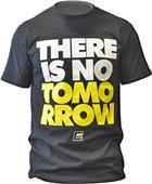 Combat Corner Adult No Tomorrow Tee
