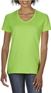 Gildan Heavy Cotton Ladies V-Neck T-Shirts