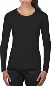 Anvil Women's CRS Lightweight Long Sleeve Tee