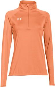 Under Armour Womens Stripe Tech 1/4 Zip Jackets