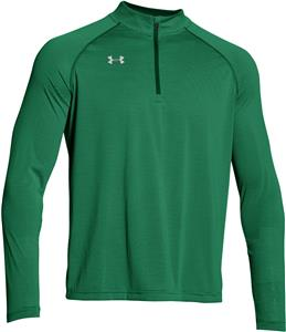 Under Armour Adult Stripe Tech 1/4 Zip Jackets