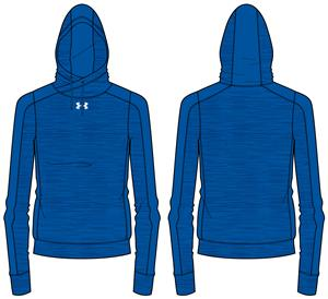 Under Armour Womens Novelty Armour Fleece Hoody