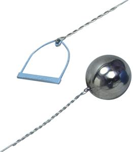 Stackhouse Track & Field Stainless Steel Hammer
