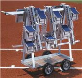 Stackhouse Track Heavy Duty Starting Block Cart