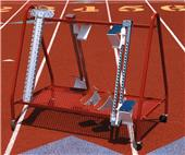 Stackhouse Track & Field Starting Block Cart