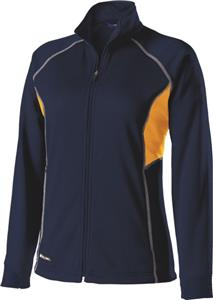Holloway Ladies Momentum EV-Tec Warm Up Jacket CO