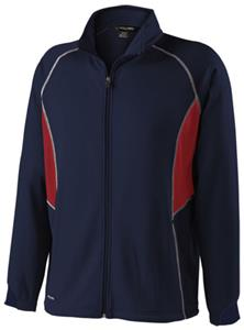 Holloway Momentum EV-Tec Adult Warm Up Jacket CO