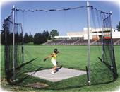 Stackhouse Track High School Discus Cage