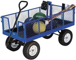 Stackhouse Track Field Equipment Wagon