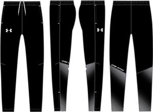 Under Armour Women/Girls Futbolista Warm-Up Pants