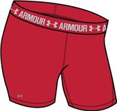 "Under Armour Heatgear 5"" Mid Compression Short"