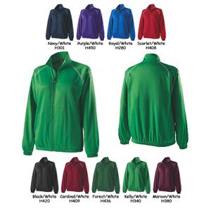 Holloway Ladies Attitude Warm Up Jacket