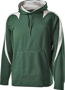 Holloway Chaos Sport Fleece Hooded Pullover
