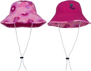 Tuga Swimwear Girls Bucket Sun Hats