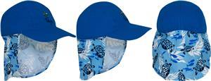 Tuga Swimwear Boys Flap Sun Hats
