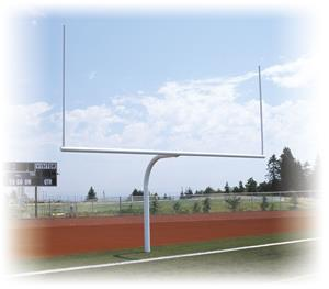 Stackhouse Permanent Gooseneck Goal Post