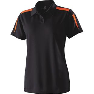 Holloway Ladies Captivate Performance Polo C/O