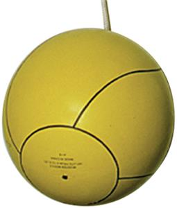 Stackhouse Yellow Rubber Tetherball