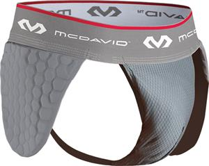 McDavid Adult Hex Athletic Mesh Supporter