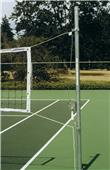 Stackhouse Outdoor Steel Volleyball System