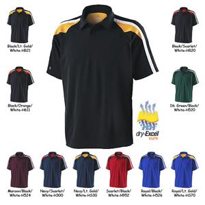 Holloway Score Performance Wear Polo Shirt