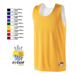 Holloway Halfcourt Reversible Training Tank - C/O