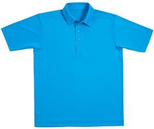 Zorrel Mens Boston Syntrel Interlock Polo Shirt