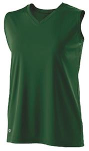 Holloway Ladies/Girls Flex Sleeveless Shirt