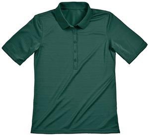 Zorrel Women Rockhurst Syntrel Jacquard Polo Shirt