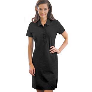 Zorrel Womens Mayfair Dri-Balance Pique Polo Dress