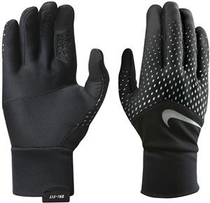 NIKE Womens Dri-Fit Tempo Run Gloves