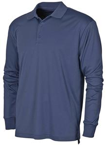 Baw Mens Youth  XT Long Sleeve Polo
