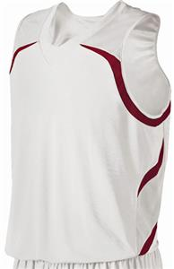 Holloway Dunbar 4-Way Stretch Basketball Jersey
