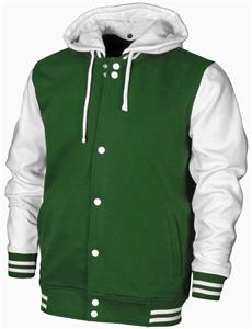 Baw Adult/Youth Letterman Varsity Jacket