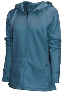 Baw Ladies Scuba Full-Zip Jacket