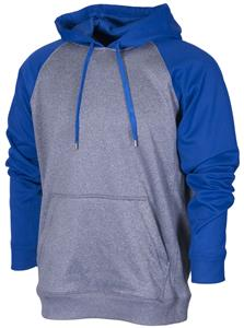 Baw Adult/Youth Raglan Sleeve Hooded Fleece