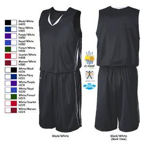 Holloway Brookville Basketball Jersey