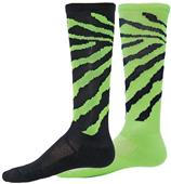 Red Lion Mismatched MX Wildcat Socks