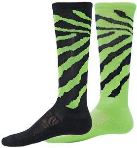 Red Lion Mismatched MX Wildcat Socks