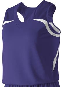 Holloway Ladies' Liberty Basketball Jersey