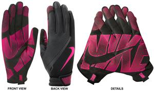 NIKE Womens Lunatic Training Gloves