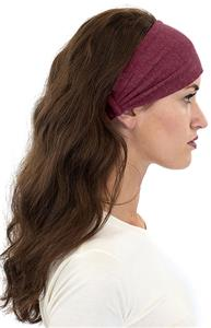Royal Apparel Women's Triblend Jersey Headband